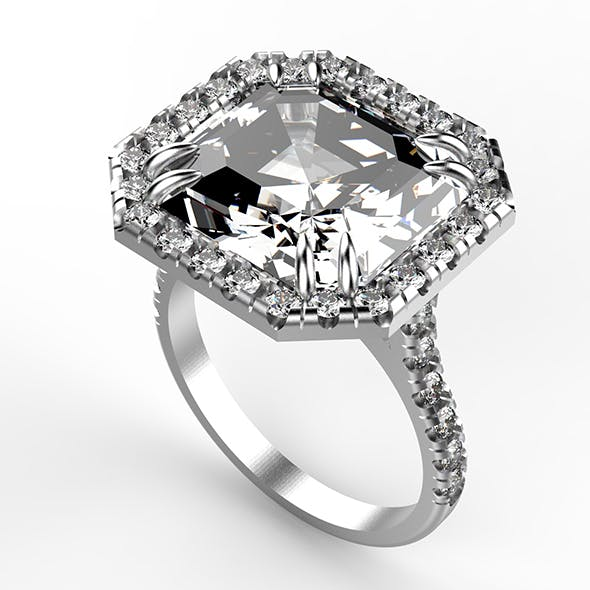 01 Diamond Ring