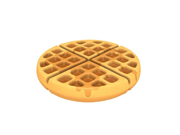 Waffle - 3DOcean Item for Sale