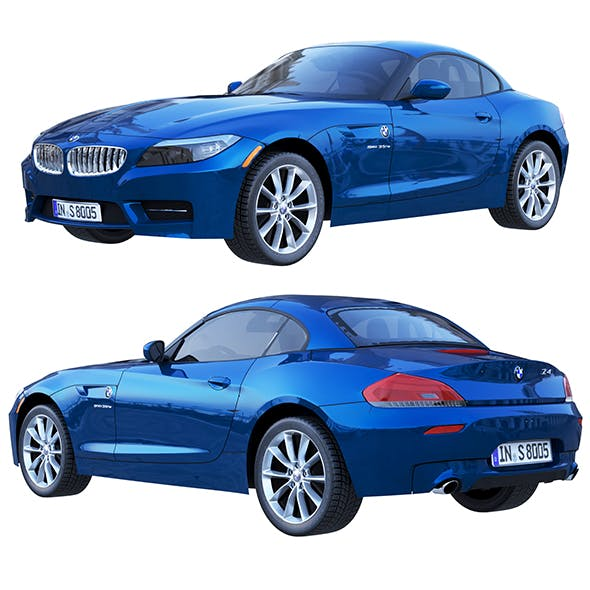 BMW Z4 E89 - 3DOcean Item for Sale