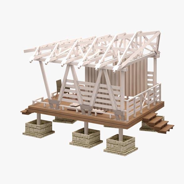 Kabana Oba - 3DOcean Item for Sale