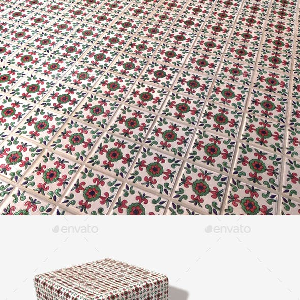 Ceramic Tiles Seamless Texture