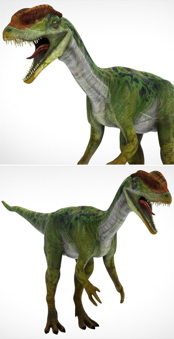 Scaled Giant - Model Realistic - 3DOcean Item for Sale