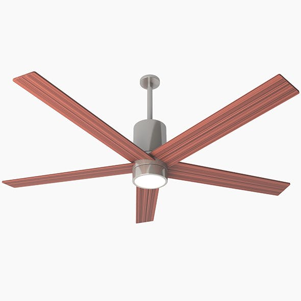 Ceiling Fan - 3DOcean Item for Sale