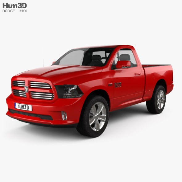 Dodge Ram 1500 Regular Cab Sports 2017