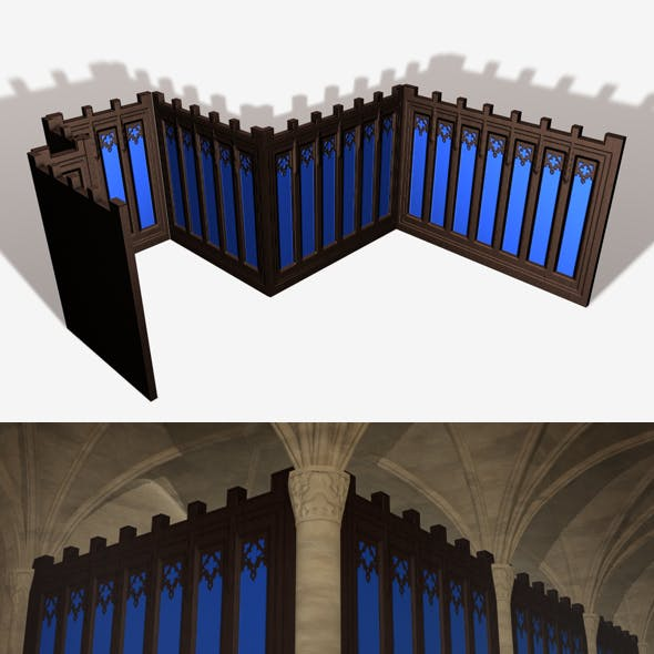 Modular Wooden Decorative Panels