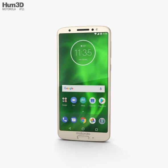 Motorola Moto G6 Blush - 3DOcean Item for Sale