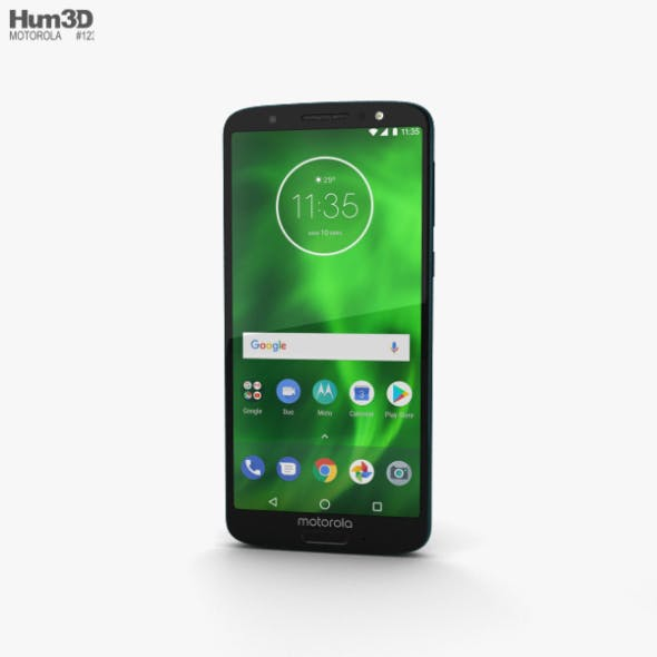 Motorola Moto G6 Deep Indigo