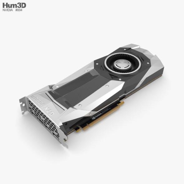 NVidia GeForce GTX 1080 TI - 3DOcean Item for Sale