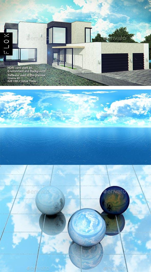Daylight Sea 37 - 3DOcean Item for Sale