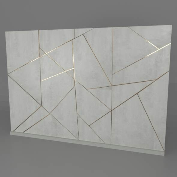 3d panel - 3DOcean Item for Sale