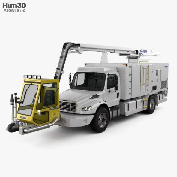 Freightliner M2 106 Global Ultimate 2200 Service Truck 2018 - 3DOcean Item for Sale