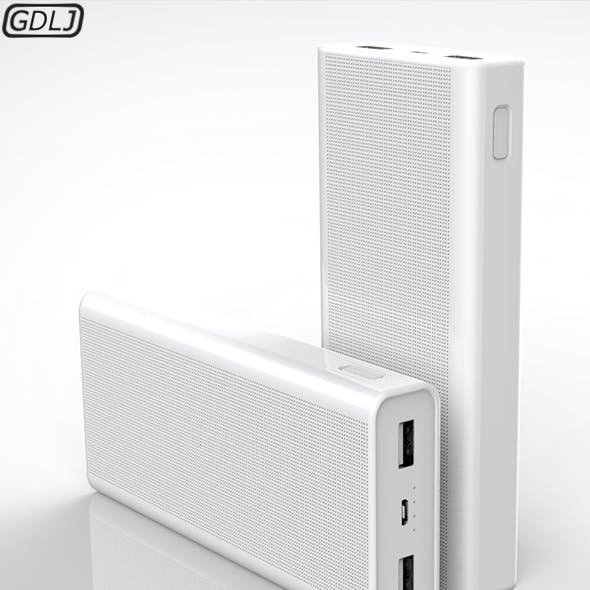 Mi Li-Polymer Power Bank 2i 20000mAH