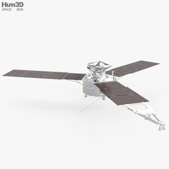 Juno spacecraft - 3DOcean Item for Sale
