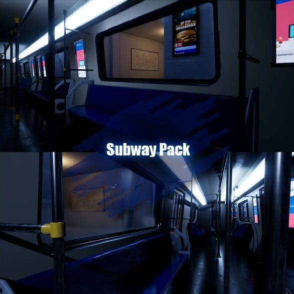 Subway Pack