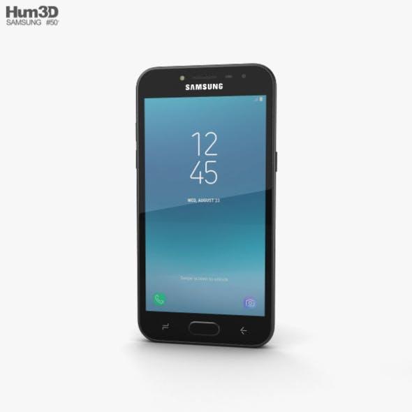 Samsung Galaxy J2 Pro Black - 3DOcean Item for Sale