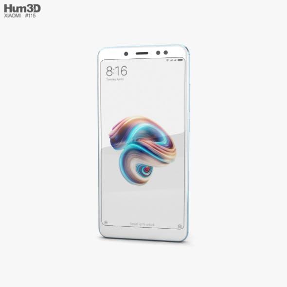 Xiaomi Redmi Note 5 Pro Lake Blue