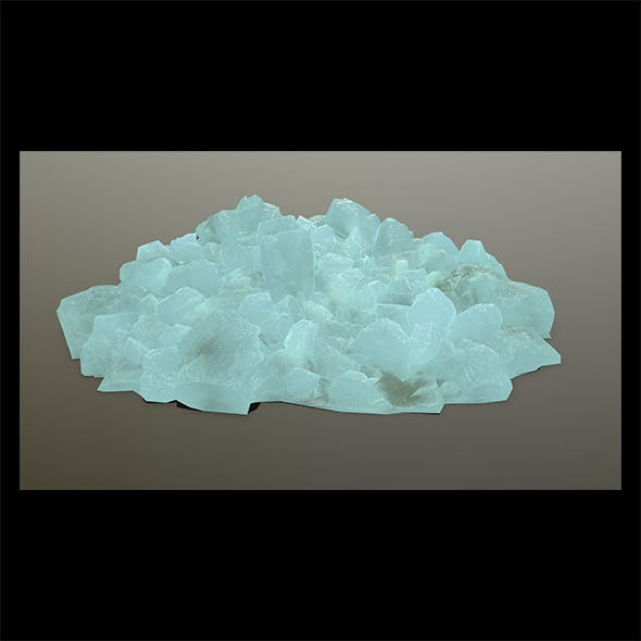 ice rocks - 3DOcean Item for Sale