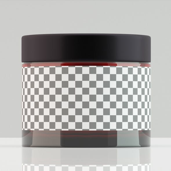 Cosmetics  Container - 3DOcean Item for Sale