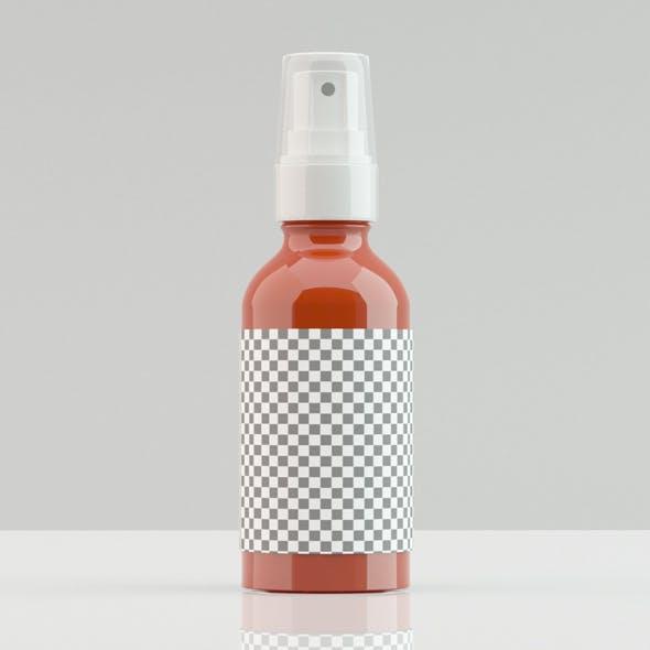 Cleanser jar - 3DOcean Item for Sale