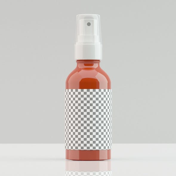 Cleanser jar