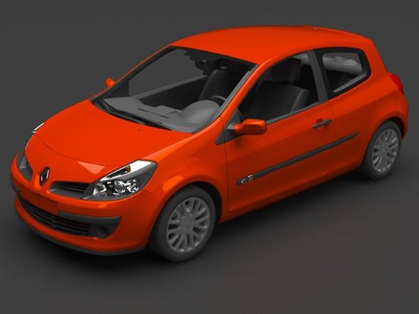 Renault - 3DOcean Item for Sale