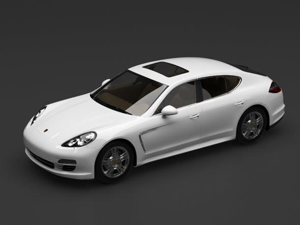 Porsche - 3DOcean Item for Sale