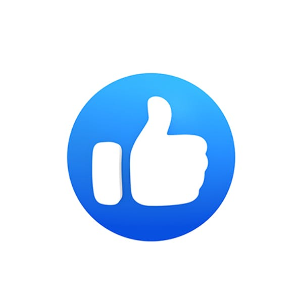 Animated Facebook Like Button