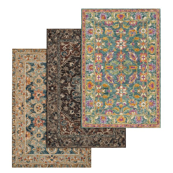 Rug Set 40 - 3DOcean Item for Sale