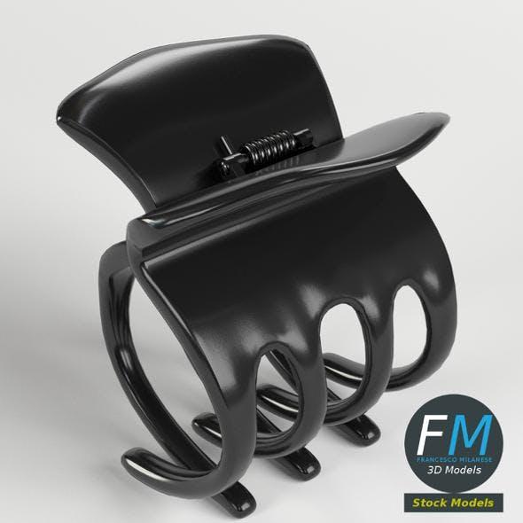 Small hair clip - 3DOcean Item for Sale