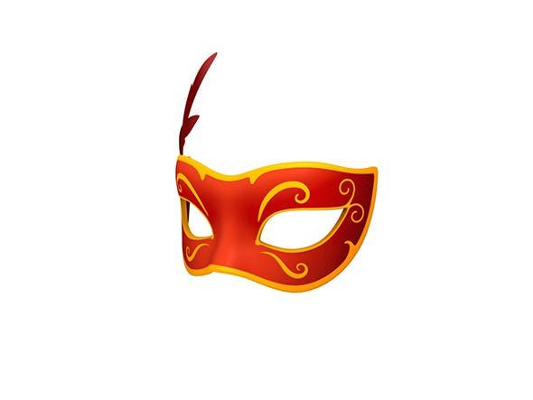 Carnival Mask - 3DOcean Item for Sale