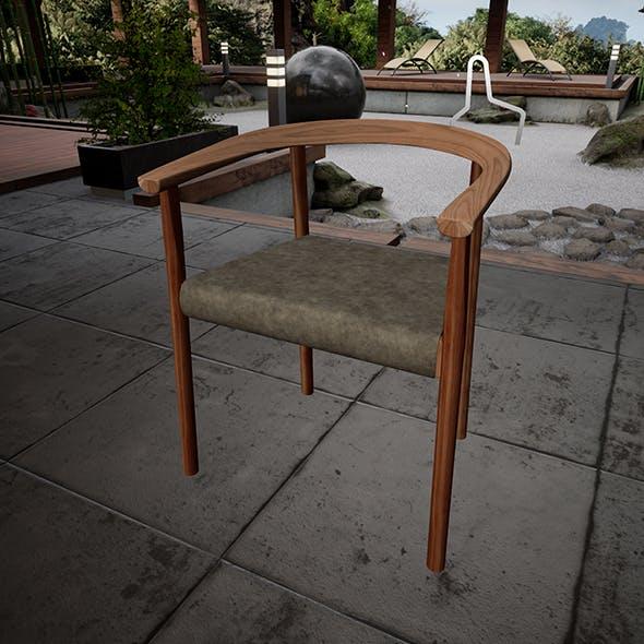 Bensen Tokyo Chair - 3DOcean Item for Sale