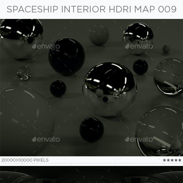 Spaceship Interior HDRi Map 009