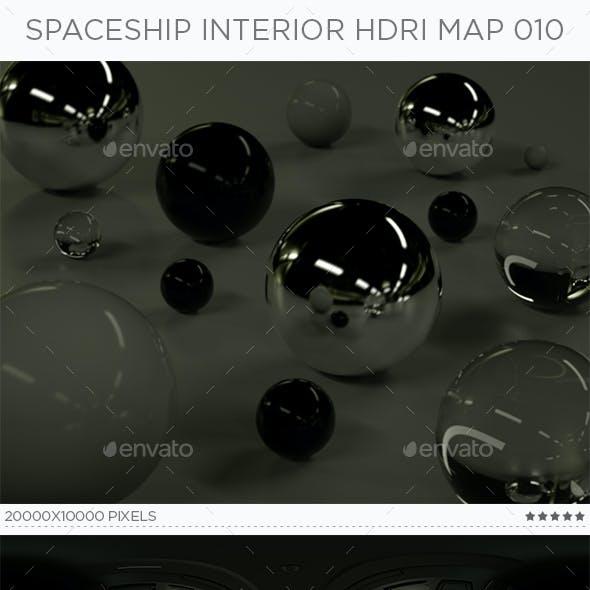Spaceship Interior HDRi Map 010