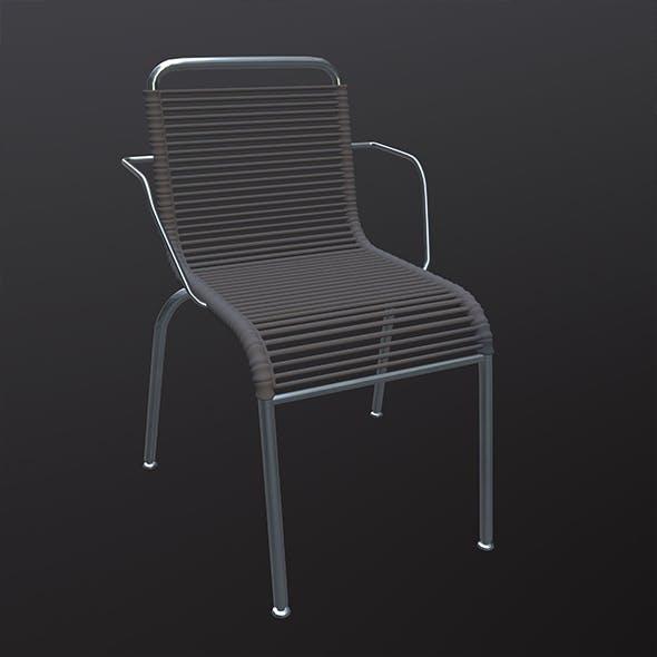 Coro Jubleae Chair - 3DOcean Item for Sale