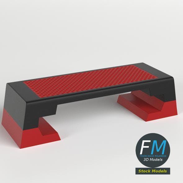Gym equipment - Aerobic step
