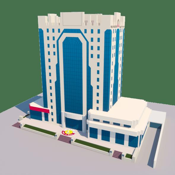 Public Prosecution - 3DOcean Item for Sale
