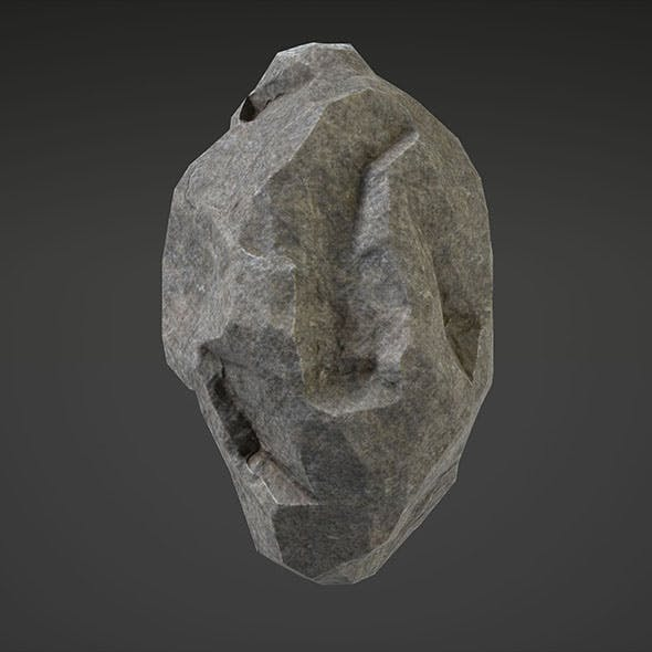 Stone (Big - 4th) - 3DOcean Item for Sale