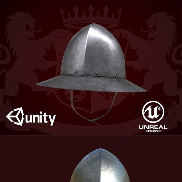 Medieval Helmet Shapel