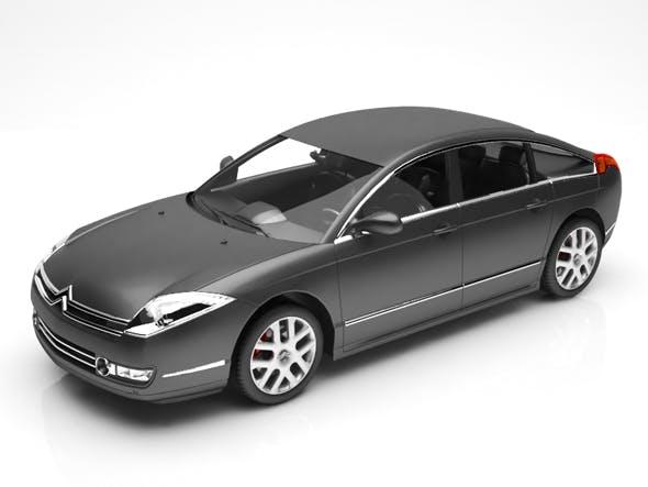 Citroen car - 3DOcean Item for Sale