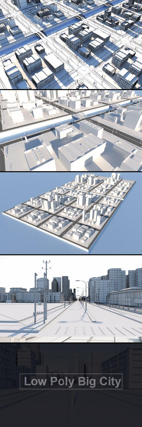 Sea City Part 2 - 3DOcean Item for Sale