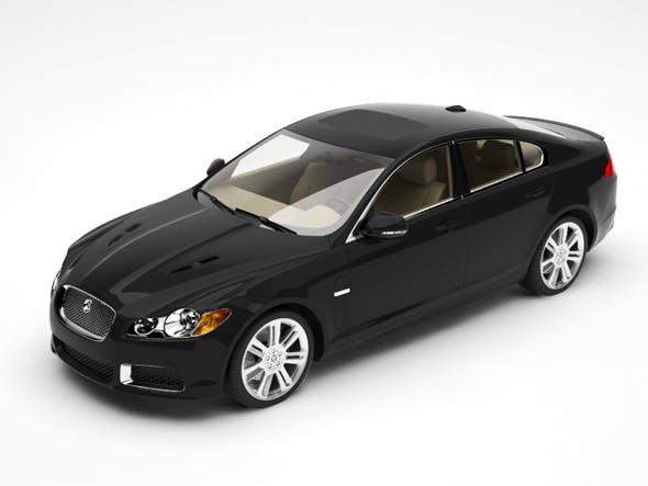 Jaguar - 3DOcean Item for Sale