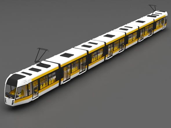 Subway - 3DOcean Item for Sale
