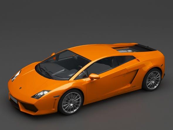 Lamborgini - 3DOcean Item for Sale