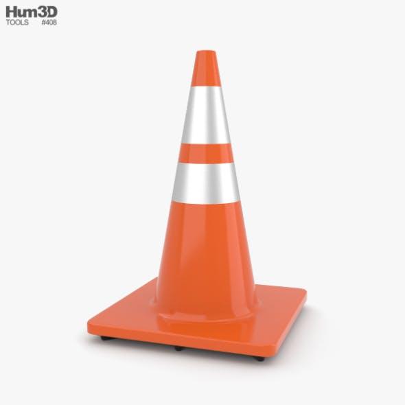 Traffic Cone - 3DOcean Item for Sale