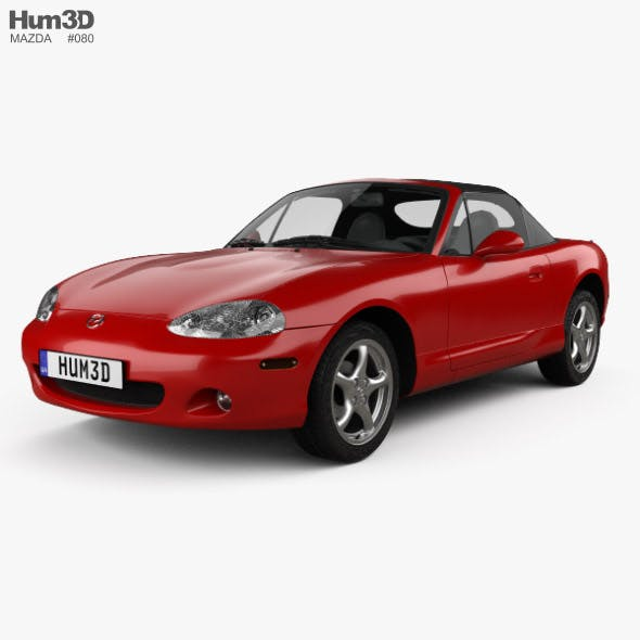 Mazda MX-5 1998 - 3DOcean Item for Sale