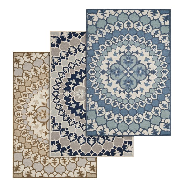 Rug Set 63 - 3DOcean Item for Sale