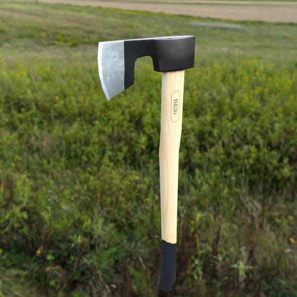 Axe Woodcutter