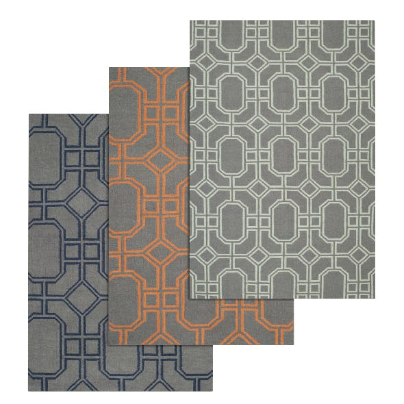 Rug Set 66 - 3DOcean Item for Sale