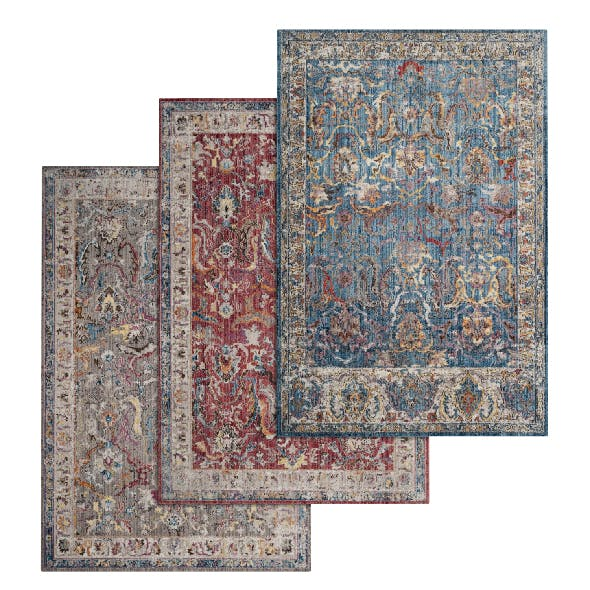 Rug Set 68 - 3DOcean Item for Sale