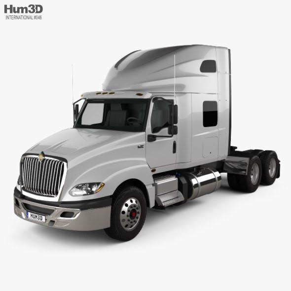 International LT Tractor Truck 2018